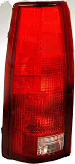 Dorman 1610048 Driver Side Tail Light Assembly for Select Cadillac / Chevrolet / GMC Models