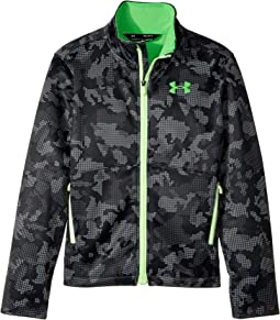 Under Armour Kids UA CGI Softershell Jacket (Big Kids)