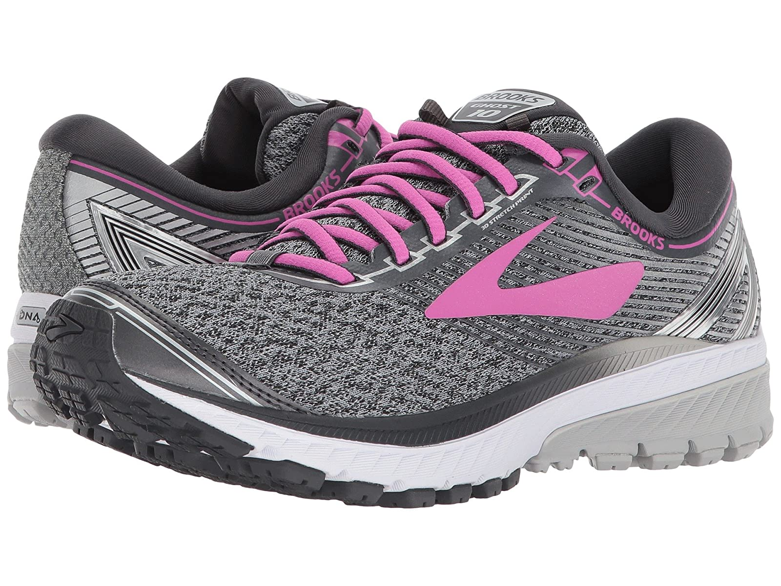 Brooks Ghost 10Cheap and distinctive eye-catching shoes
