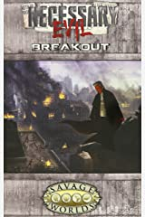 Necessary Evil: Breakout Limited Edition Hardcover (Savage Worlds, S2P10019) Hardcover