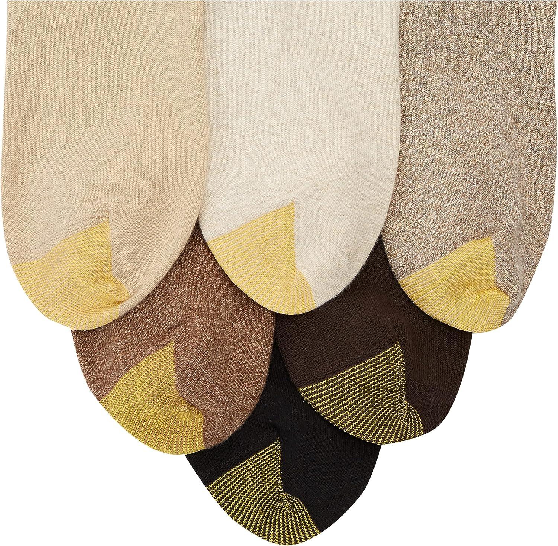 Gold Toe Women's Classic Turn Cuff Socks, Multipairs