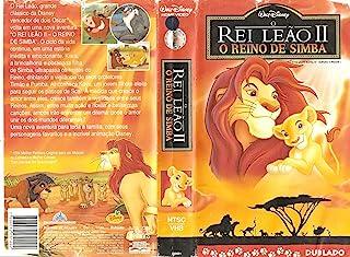 O Rei Leão 2 - VHS Dublado
