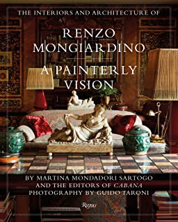 The Interiors and Architecture of Renzo Mongiardino : A Painterly Vision