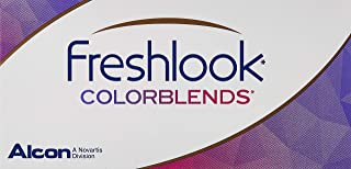 Freshlook Colorblends Pure Hazel (-2.75) - 2 Lens Pack
