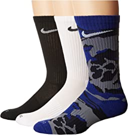 Nike - Dri-FIT Cushion Socks 6-Pair