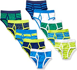 Amazon Essentials 10-Pack Underwear Brief Niños