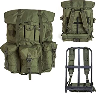alice pack frame with straps