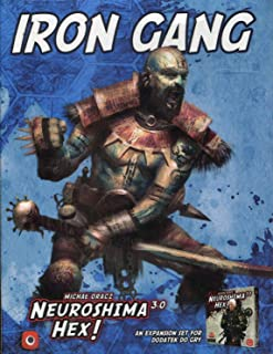 Portal Games Neuroshima Hex 3.0 Iron Gang
