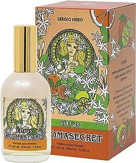 AROMASECRET Perfume de mujer 100 ml – CONCEPTO Nuevo de Perfumería La mejor idea de un regalo para Ella (CITRUS)