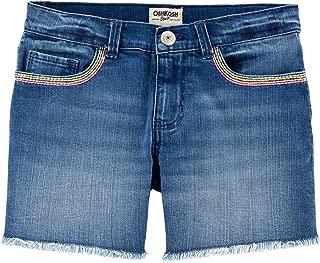 OshKosh B'Gosh Girls' Denim Shorts