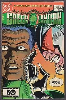 GREEN LANTERN #190 DC comic book 7 1985