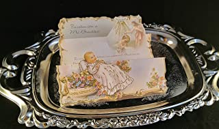 Mi Bautizo Celebracion, Hermosas Invitaciones Para Niño/Niña. My Baptism Invitation Cards (12 pcs)