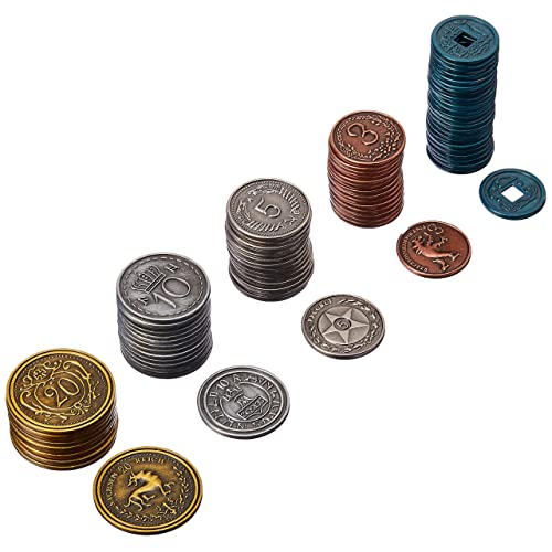 Metal Tokens: Amazon com