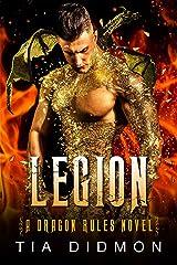 Legion: Dragon Shifter Romance (Dragon Rules Series Book 1) Kindle Edition