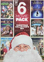 6 Movie Pack: Christmas Collector's Set Volume 5 - A Very Mary Christmas / Angel In The Family / The Great Rupert / Beyond Tomorrow / Young Pioneers Christmas / Christmas Snow.