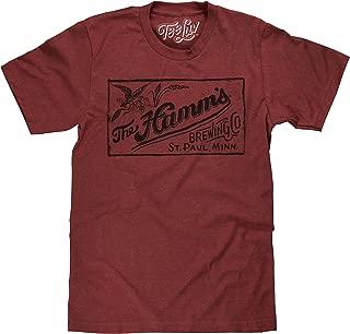Hamm's Brewing Company T-Shirt - Licensed Hamms Beer Shirt