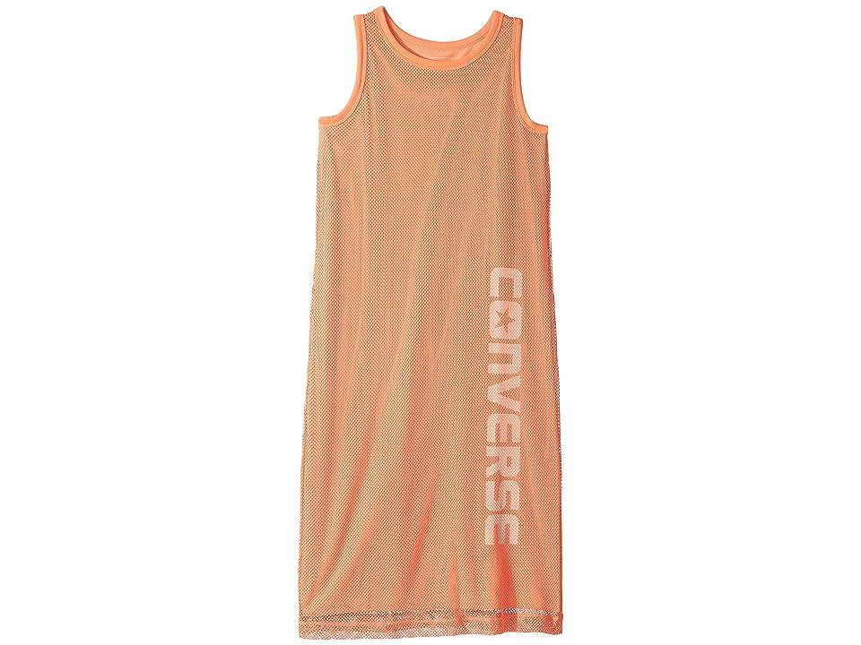 Converse Kids Mesh Tank Dress (Big Kids) (Desert Flower) Girl