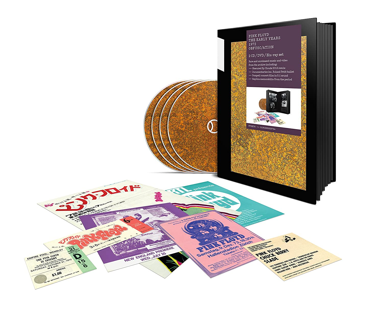 David Gilmour - Live at Pompeii 9 New New product!! products world's highest quality popular Blu-ray 29 Video Disc