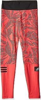 Adidas Girl's YG TR SUM L TIG Tights