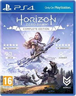 Horizon Zero Dawn Complete Edition PlayStation 4 by Sony