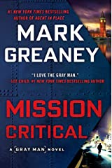 Mission Critical (Gray Man Book 8) Kindle Edition