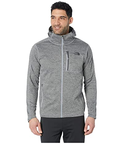 The North Face Canyonlands Hoodie (TNF Medium Grey Heather 2) Men