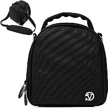 VanGoddy Laurel Onyx Black Carrying Case Bag for FujiFilm X Series and GFX Series