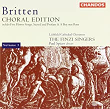 Choral Edition 3 / Five Flower Songs