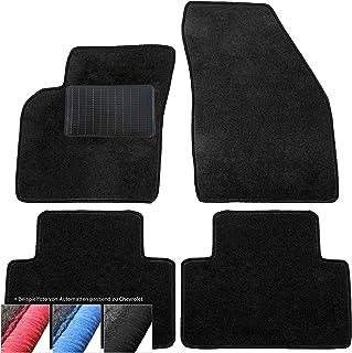 Auto-Fußmatten Limited Black für Chevrolet Aveo T250 2006-2011 Autoteppiche