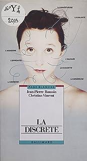 La Discrète (Page blanche) (French Edition)