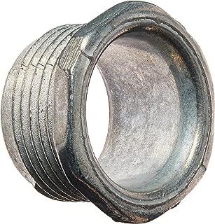 Halex 07007B Intermediate Rigid Conduit Chase Nipple, 3/4 in, Die Cast Zinc, 1.29 in Hex