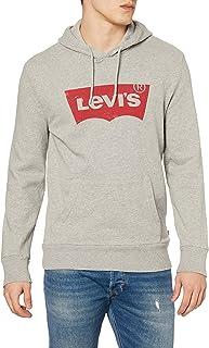Levi's GRAPHIC PO HOODIE T3 HM HWK 1 MIDTONE G Sweatshirt Erkek