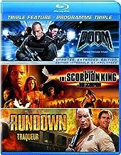 Doom / The Scorpion King / The Rundown Triple Feature