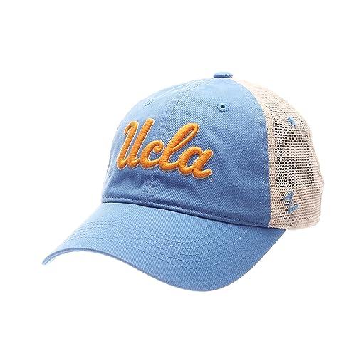 6546fa66b4a Zephyr NCAA UCLA Bruins Adult Men University Relaxed Cap