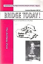 Bridge Today - The Magazine for People Who Play Bridge - November / December 1997