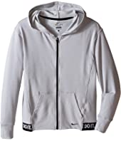 Nike Kids - Obsessed Full-Zip Hoodie (Little Kids/Big Kids)