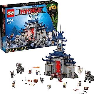 LEGO Ninjago - Templo del Arma Totalmente Definitiva