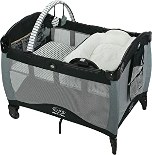 GRACO Pack N' Play PLAYARD Reversible Napper and Changer LX, Holt
