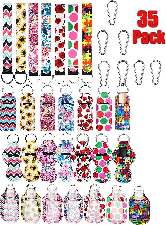 Chapstick Holder Keychain Super beauty product restock quality top Bulk 30Pcs Balm holder L 40% OFF Cheap Sale Lip chapstick