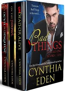 Bad Things Volume One: Books 1 to 3 (Bad Things Series Box Set)