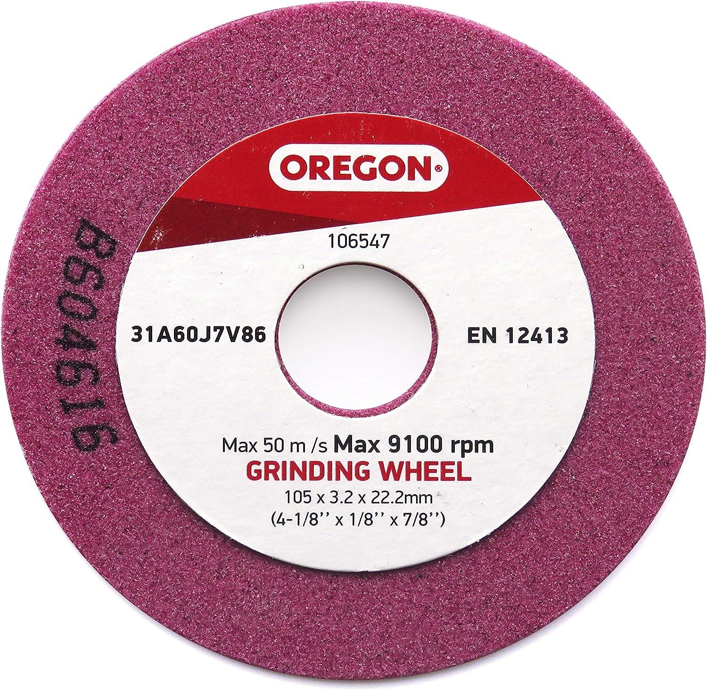 "4/"" DIAMOND grinding wheel disc for Carbide Chainsaw Chain Oregon Stihl Husqvarna"