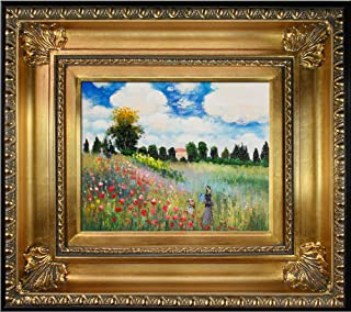 Best large gold frames for oil paintings Reviews