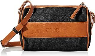 Esprit 041ea1o310, Sac à l'épaule Femme, Beige, Taille Unique