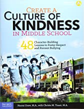 creating a culture of kindness in middle school