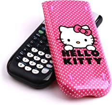 Guerrilla TI84HELLOKITTYV2HC Graphing Calculator, Polka Dots