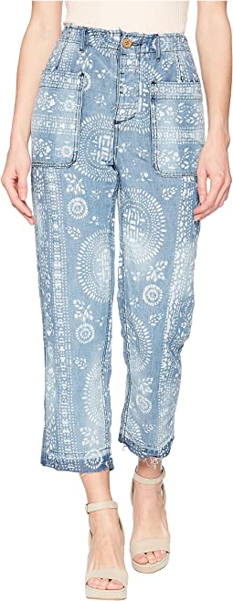 Free People - Island Vibes Trousers