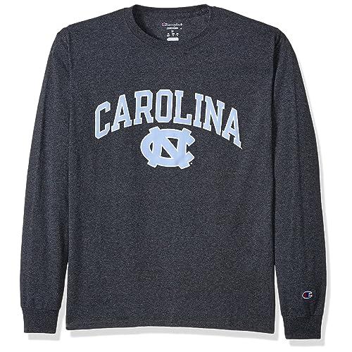 85ae6fc6 Elite Fan Shop NCAA Men's Long Sleeve Shirt Dark Charcoal Gray