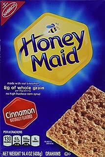 Honey Maid Graham Crackers - Cinnamon, 14.4 oz