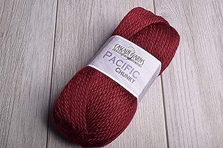 Cascade Yarns - Pacific Chunky Yarn Bordeaux #113