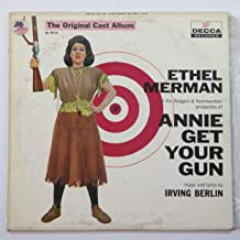 annie get your gun vinyl records